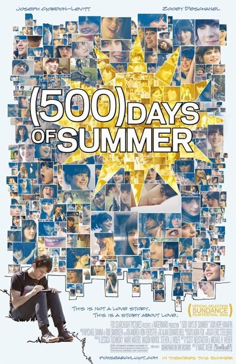 Crítica: 500 days ofSummer