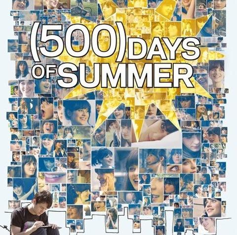500 dias de Summer-blogbeautifuldreams