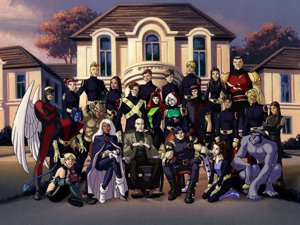X-Men Evolução