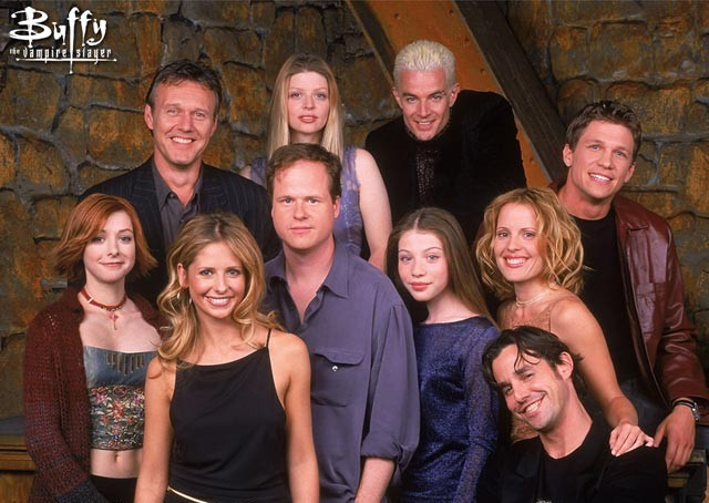 Buffy a caçadora devampiros