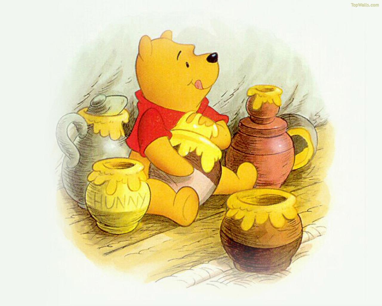 Winnie the Pooh Wallpaper-51