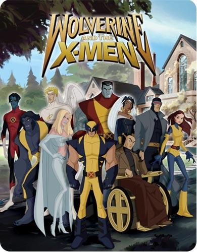 Wolverine e osX-Men