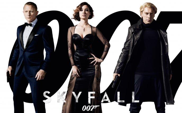 Crítica: 007 Skyfall