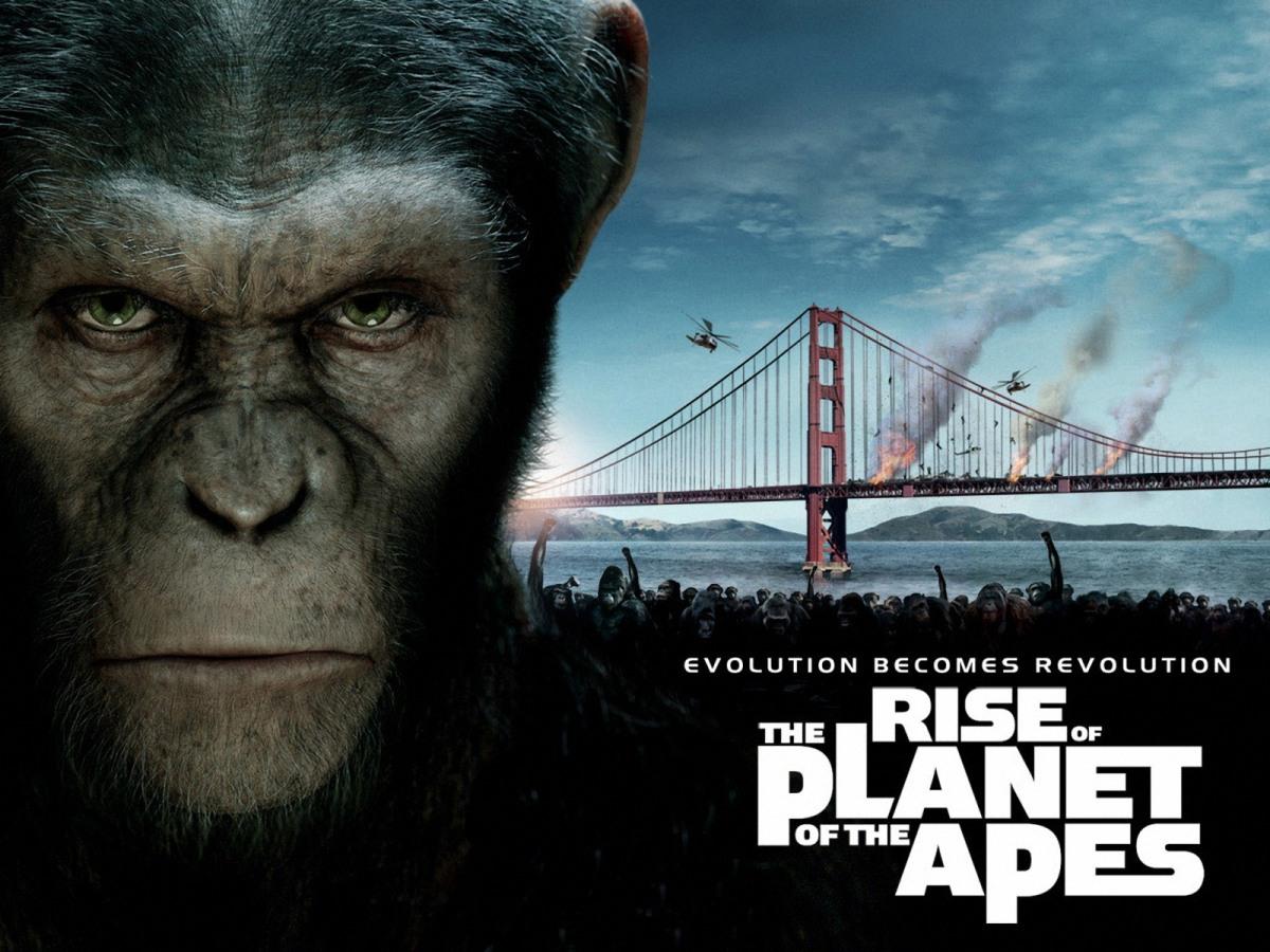 Crítica – O Planeta dos Macacos:Origem