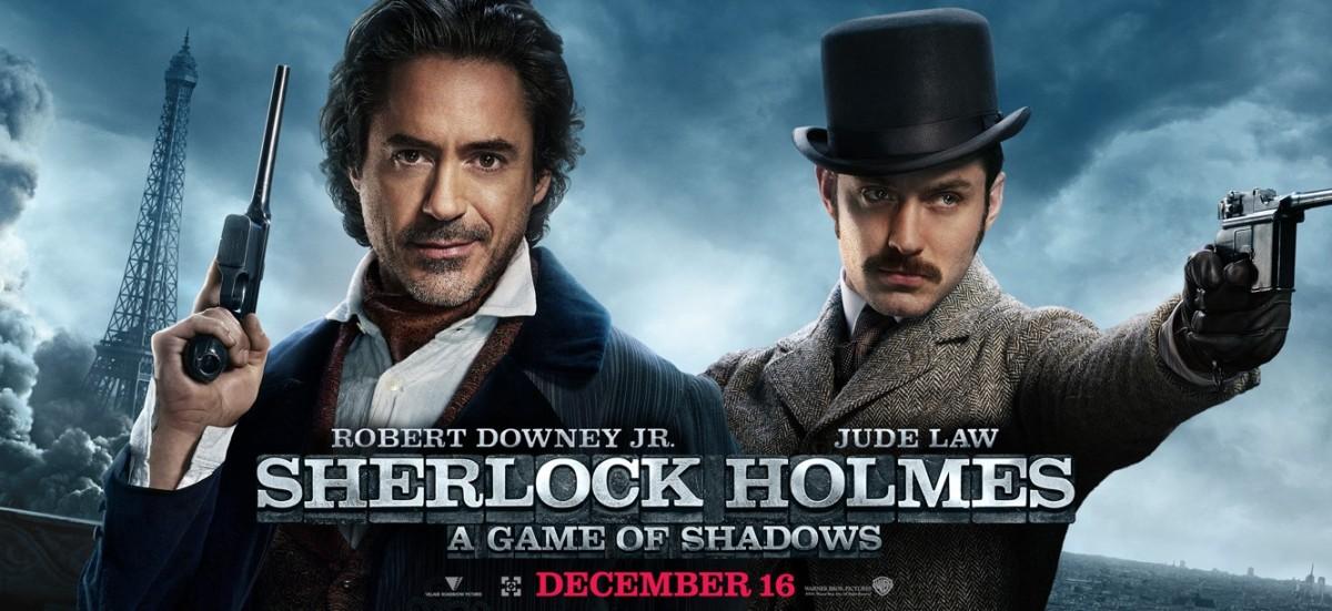 Crítica: Sherlock Holmes: Jogo deSombras
