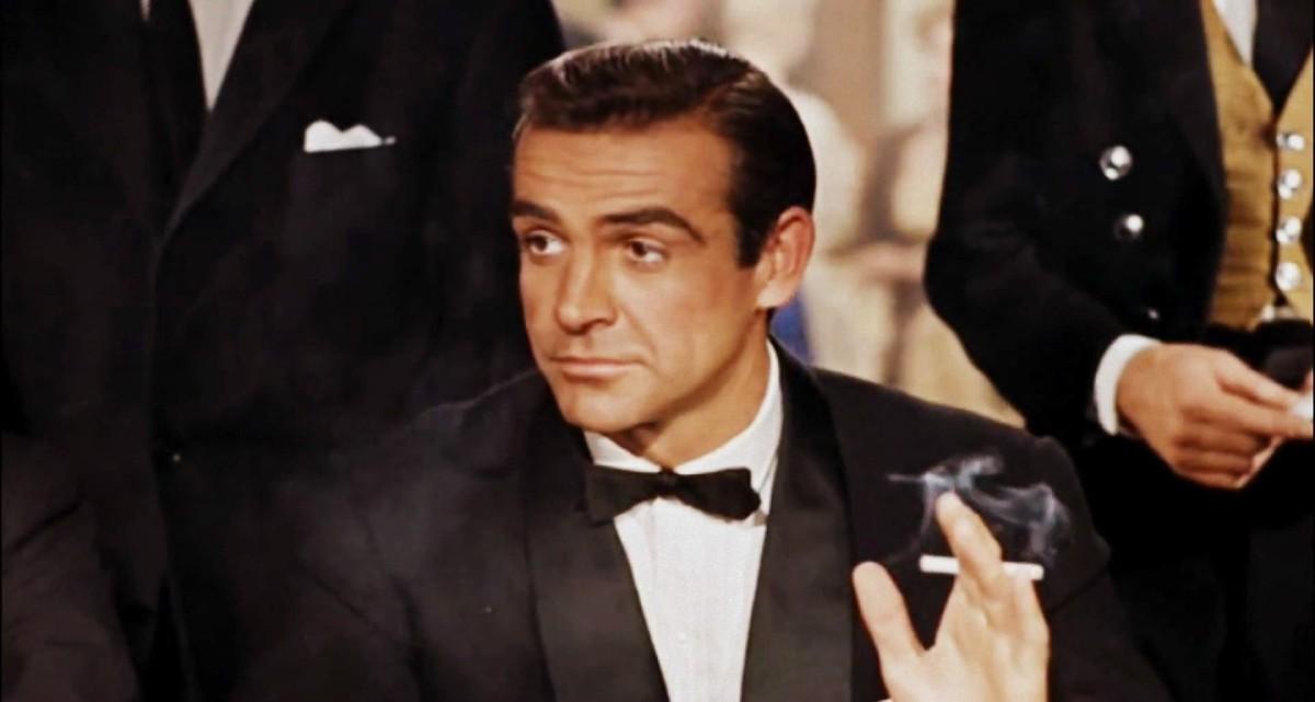 Os melhores fatos de Bond, JamesBond