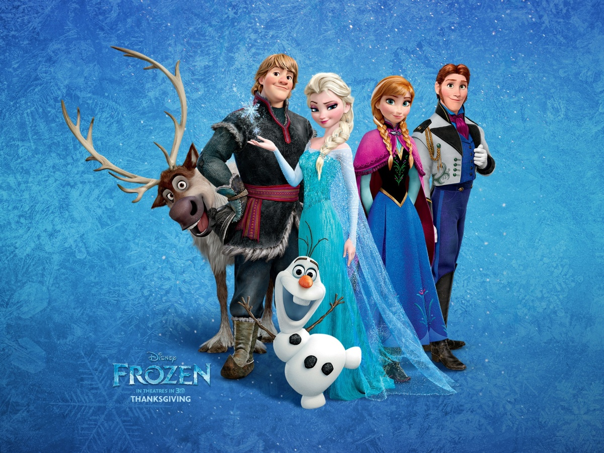 Vídeo Musical – Frozen II