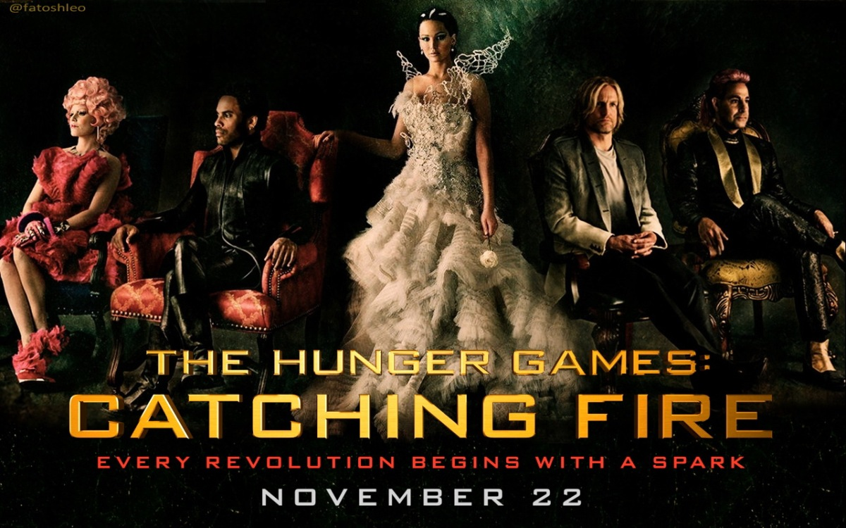 Crítica: Hunger Games – EmChamas