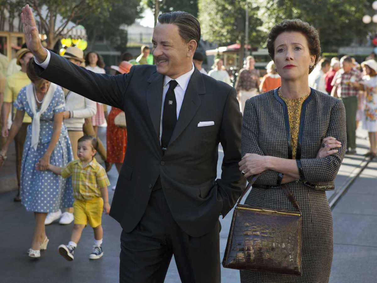 Crítica: O Encontro de Mr. Banks