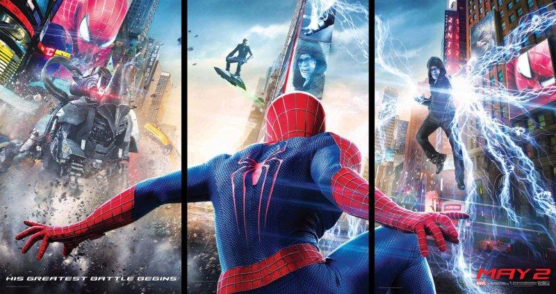 Crítica: O Fantástico Homem-Aranha2