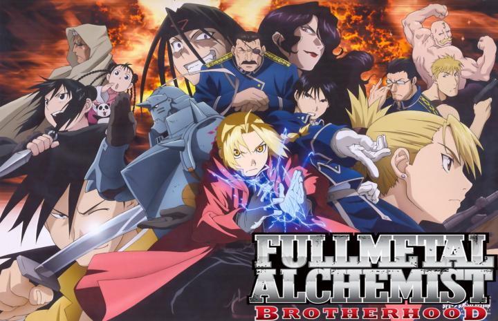 FullMetal Alchemist Brotherhood Dublado - AnimesTk
