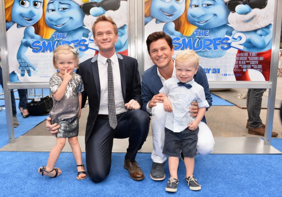 """Premiere Of Columbia Pictures' """"Smurfs 2"""" - Red Carpet"""