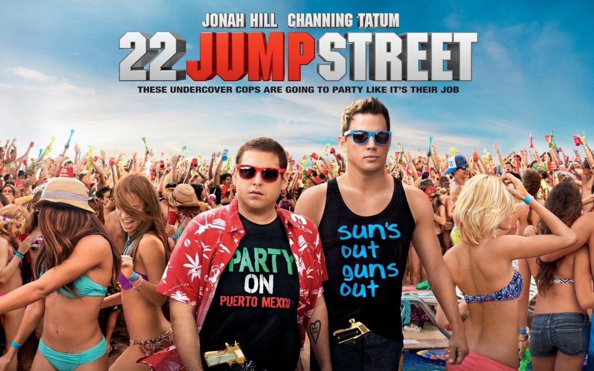 Crítica: 22 JumpStreet