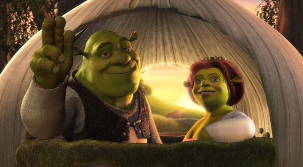 Vídeo Musical – Shrek(2004)