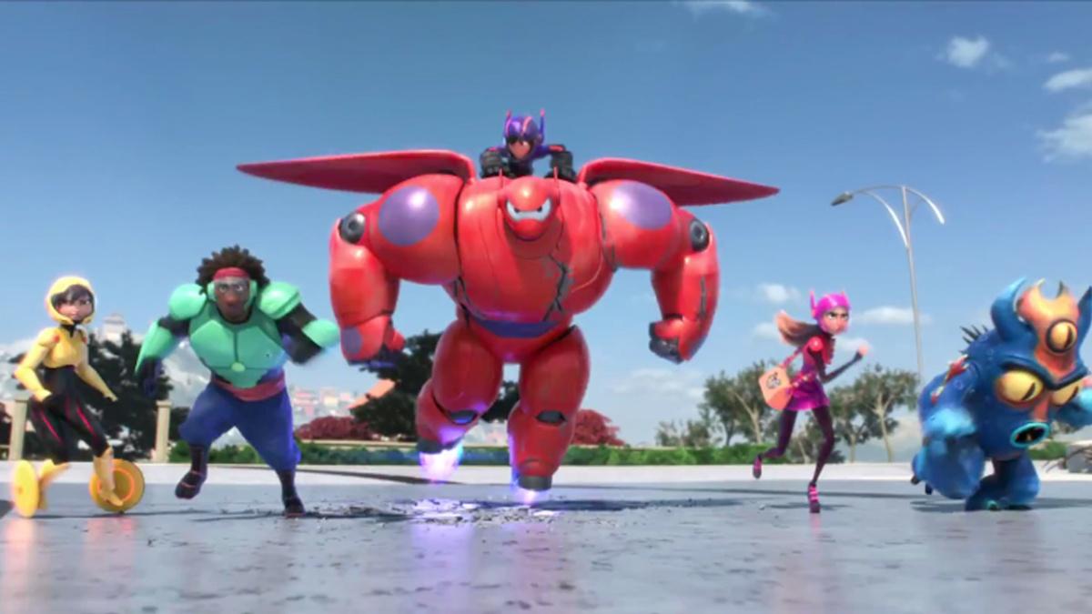 Crítica: Big Hero 6 – NovosHeróis