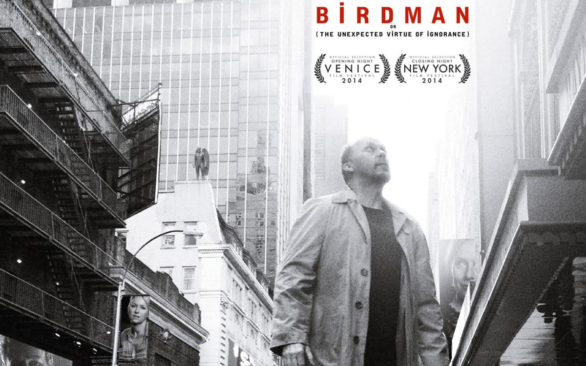 Crítica: Birdman ou (A Inesperada Virtude daIgnorância)