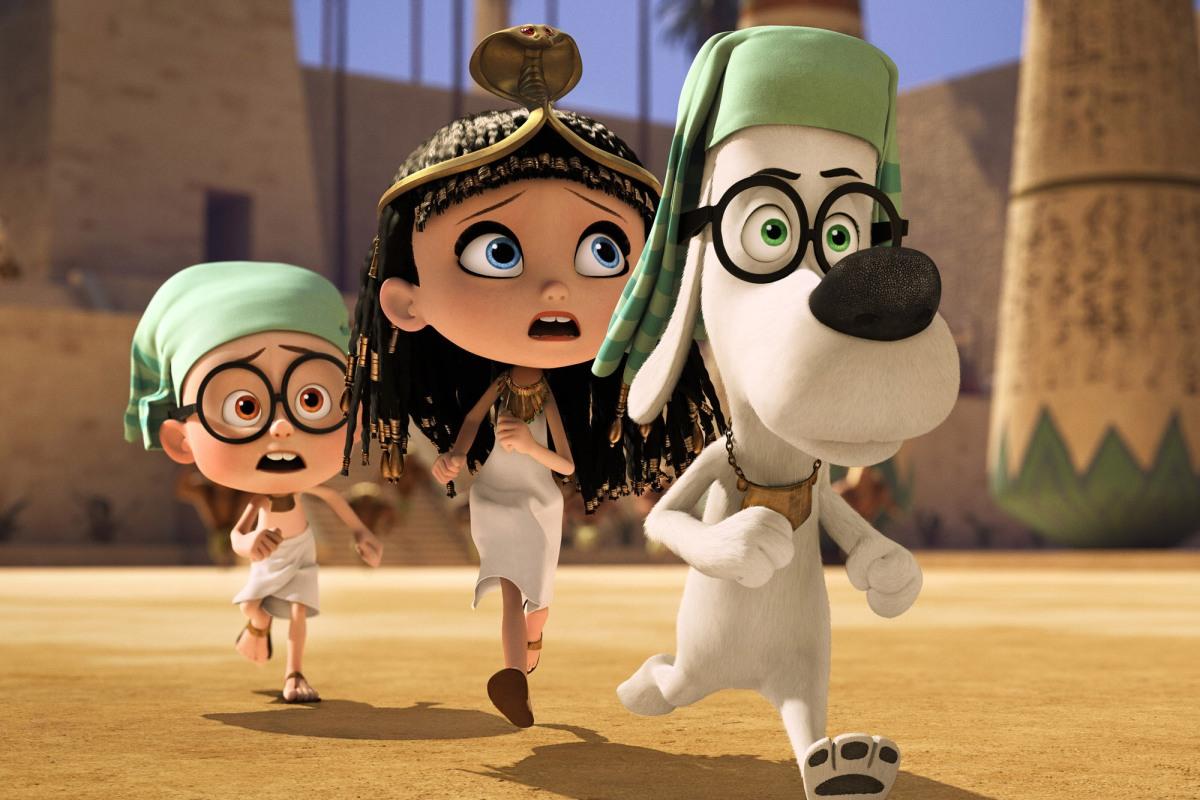 Crítica: Mr. Peabody eSherman