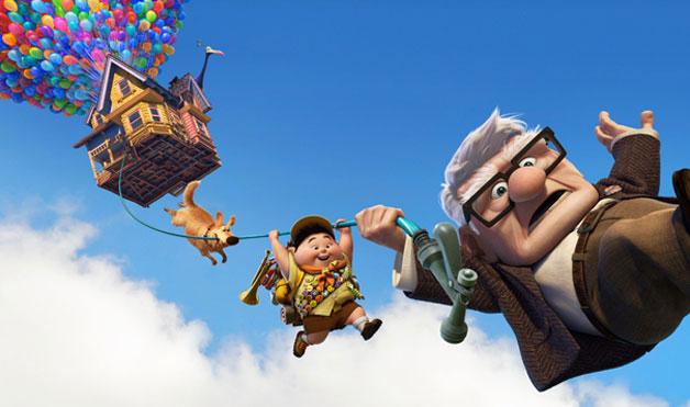 Sabias que Up - Altamente foi o primeiro filme a ser nomeado para o Óscar de Melhor Filme e de Melhor Filme de Animação em simultâneo