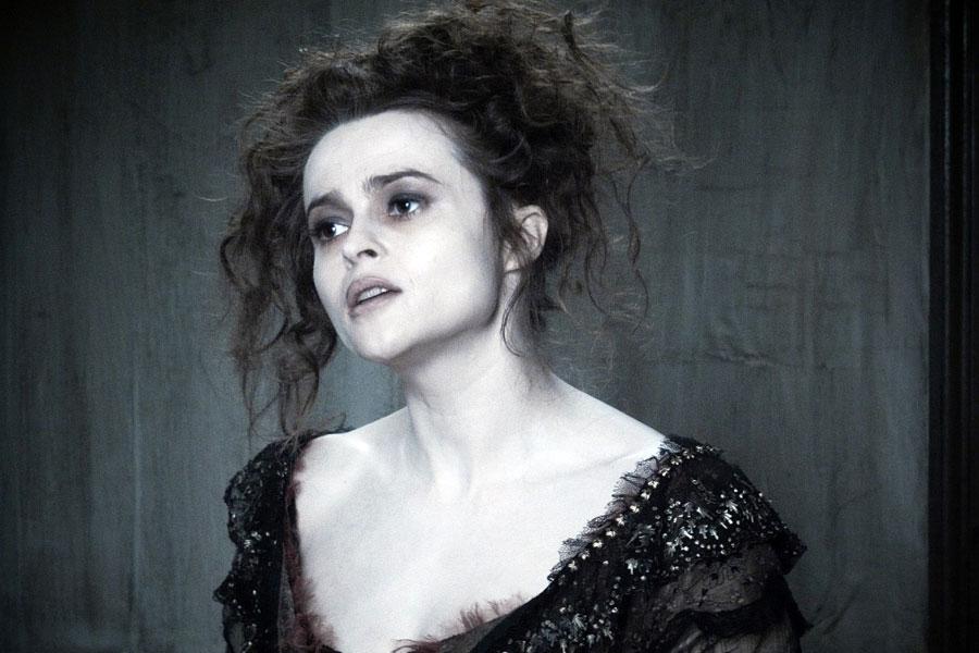 O estilo de Helena BonhamCarter