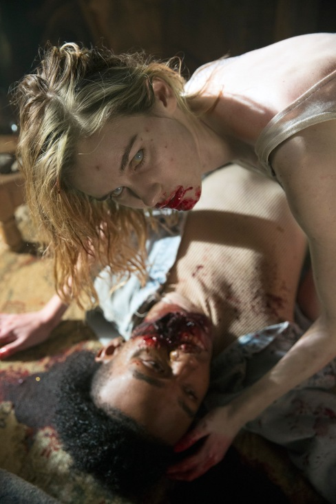 Lexi Johnson as Gloria - Fear the Walking Dead _ Season 1, Episode 1 - Photo Credit: Justin Lubin/AMC