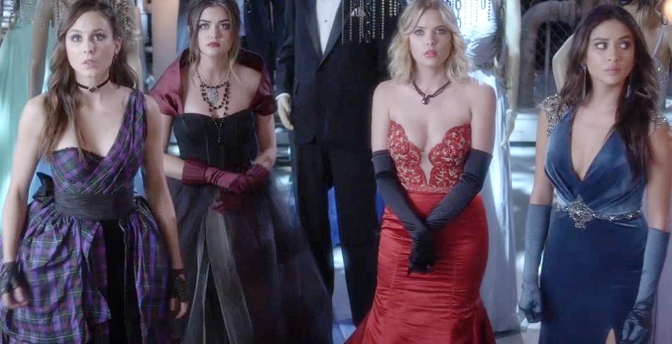 Temporada 5: Vestidos do Baile