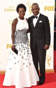 Viola Davis [How to get away with murder] e Julius Tennon