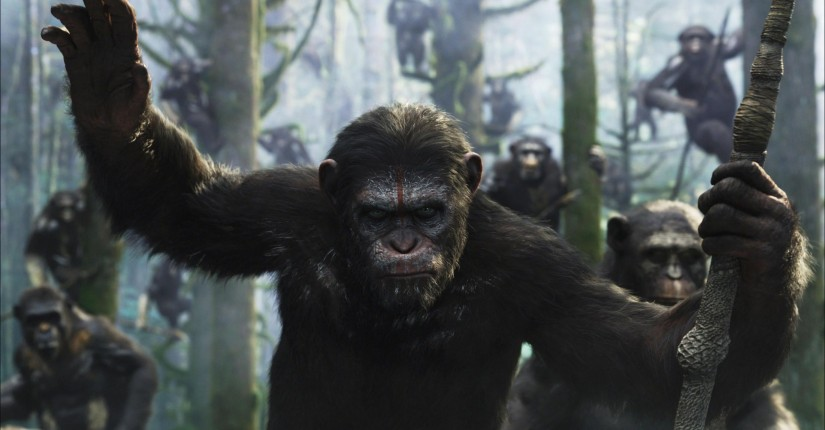 dawn planet of apes