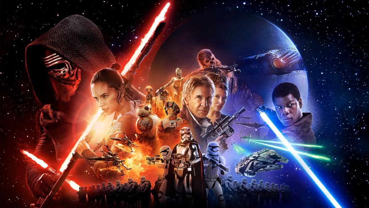 Star Wars em 7minutos