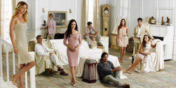 """Os melhores vestidos da série """"Revenge"""""""