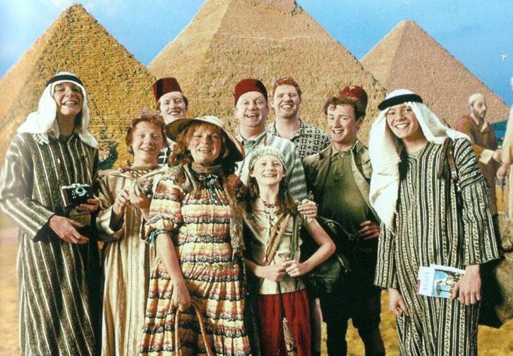 Famille_Weasley