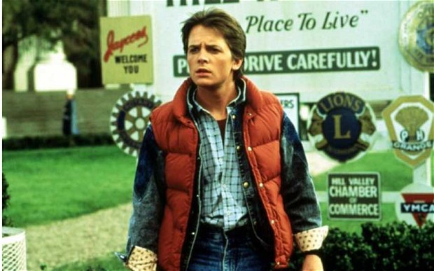 back to the future3