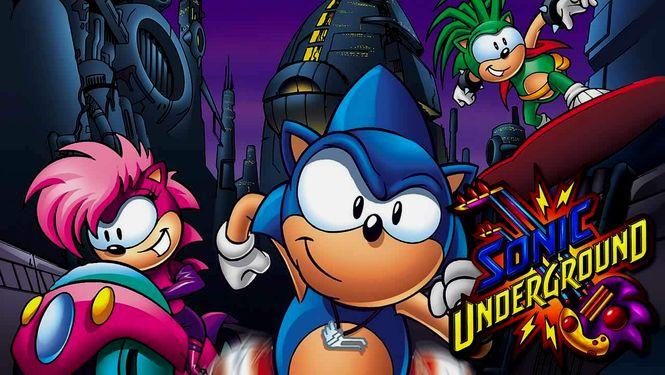 Sonic Underground 2