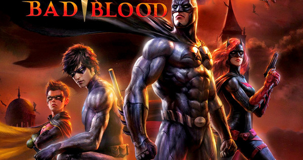Crítica: Batman BadBlood