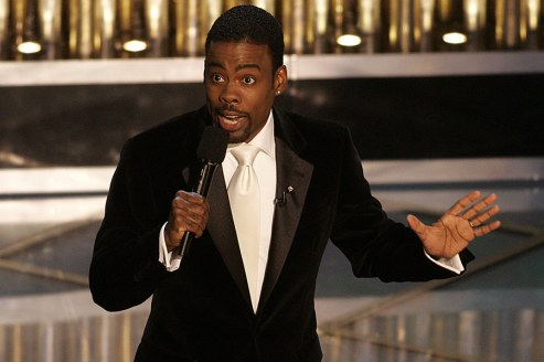 chris rock-host