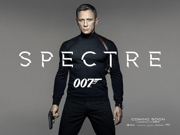 Crítica: 007 Spectre