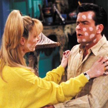 Charlie Sheen foi Ryan um namorado de Phoebe que estava perdido de amores por ela.