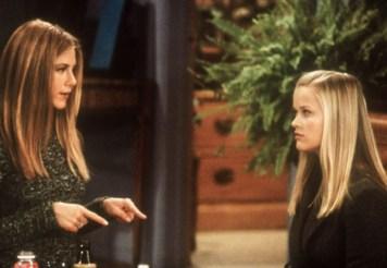 Reese Witherspoon era uma das irmãs de Rachel. Durante 2 episódios esteve de visita em Nova Iorque.