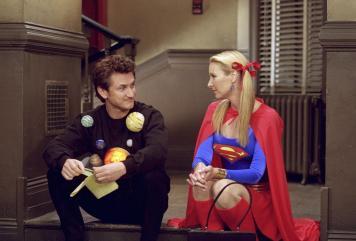 Sean Penn foi Eric, o noivo da irmã de Phoebe. A presença especial ocorreu durante a 8ª temporada.