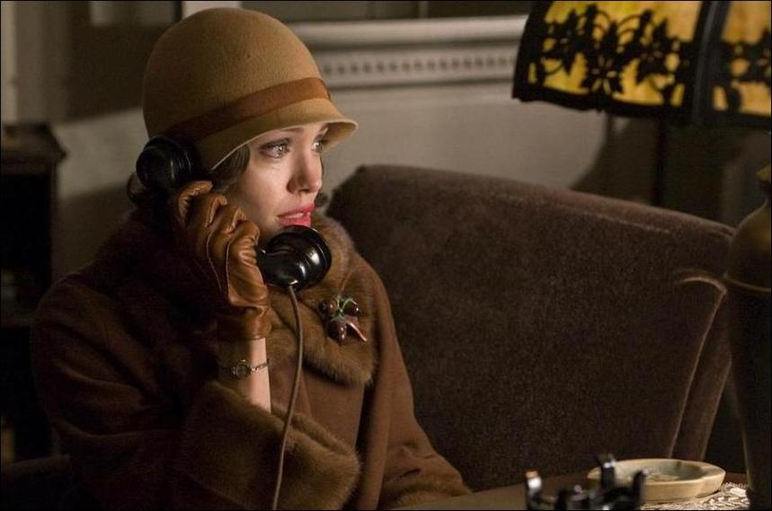Changeling Movie - Angelina Jolie