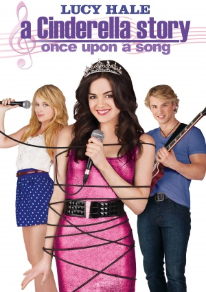 Cinderella Story_once upon a song