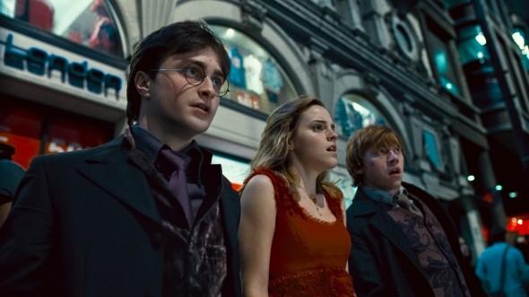 Crítica: Harry Potter e os Talismãs da Morte – Parte1