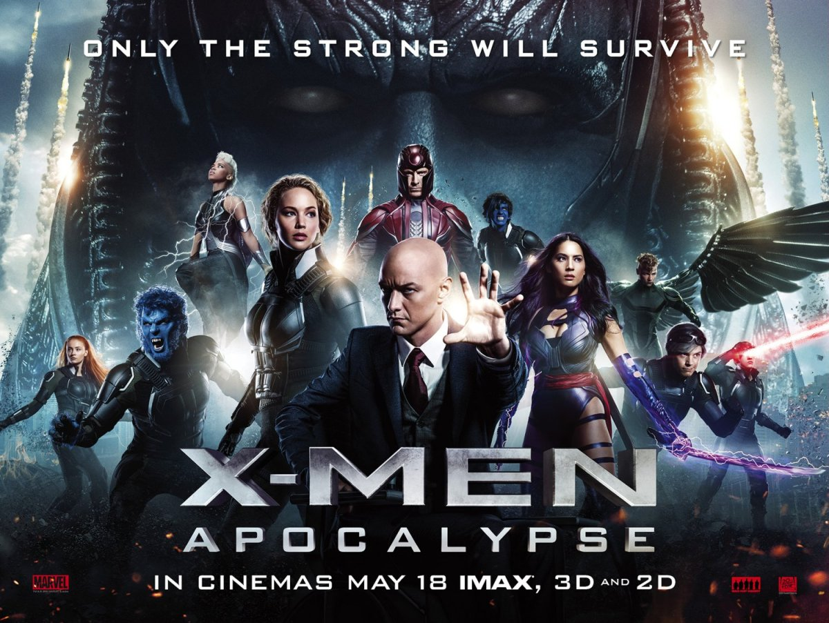 Crítica: X-Men Apocalipse
