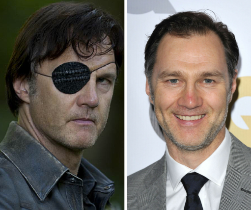 Philip Blake - David Morrissey