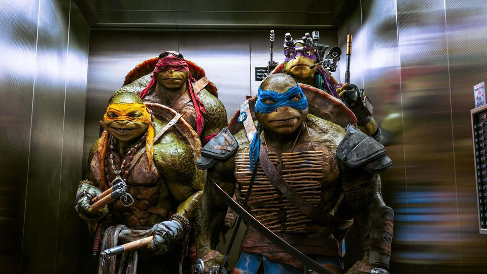 Crítica: Tartarugas Ninja – HeróisMutantes