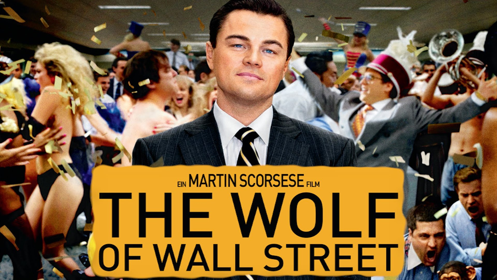 The Wolf of Wall Street -1