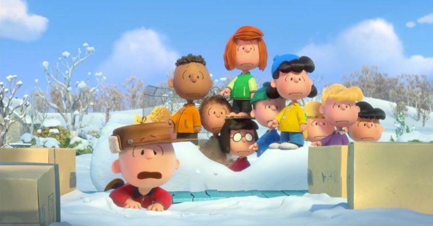 Crítica: Snoopy e Charlie Brown  Peanuts – OFilme