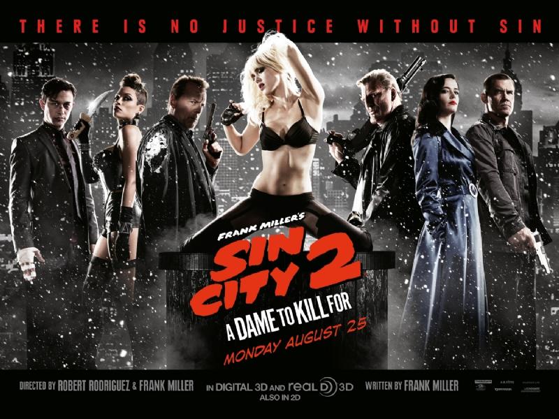 Crítica: Sin City – MulherFatal