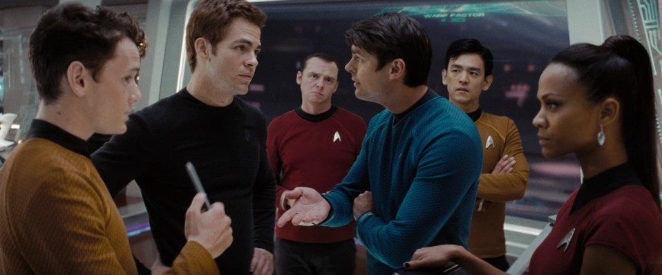 Crítica: Star Trek(2009)