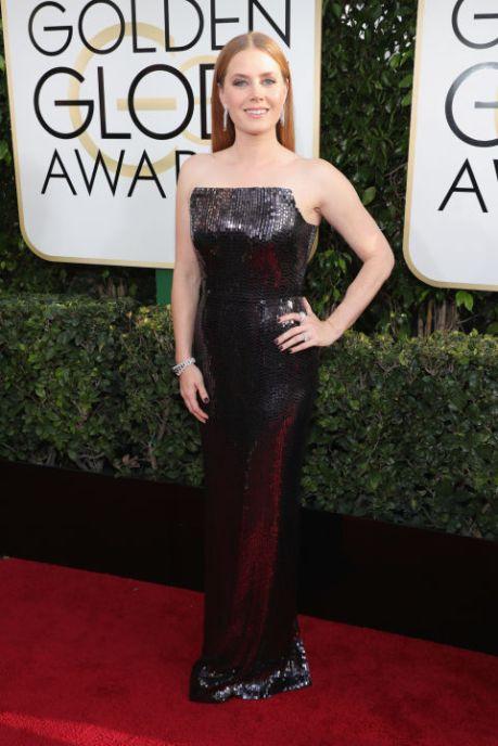 Amy Adams em Tom Ford Getty