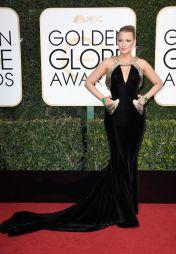 Blake Lively em Atleier Versace